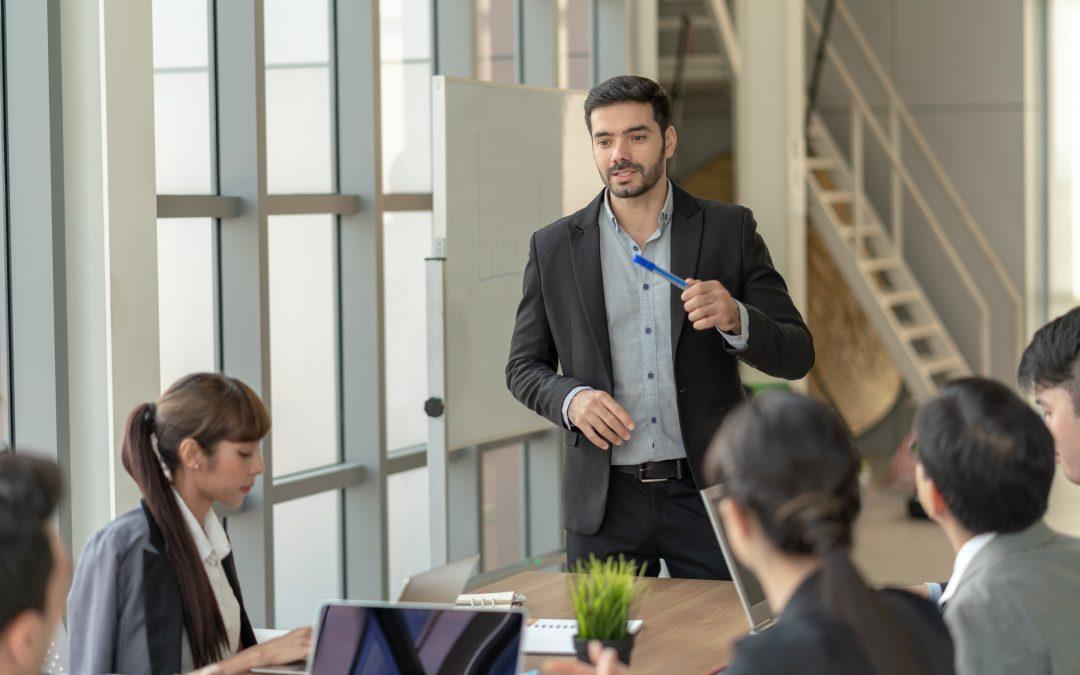 "Leadership Development Training – ""Walking the Talk"""