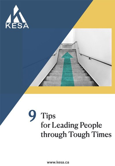 leading through tough times kesa freebie